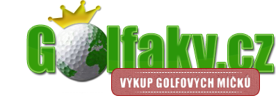 Výkup hraných golfových míčků
